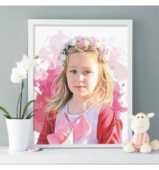 Портрети на деца