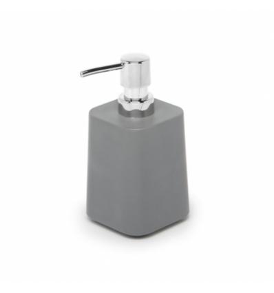 "UMBRA Диспенсър за сапун ""SCILLAE"" - цвят графит / хром"