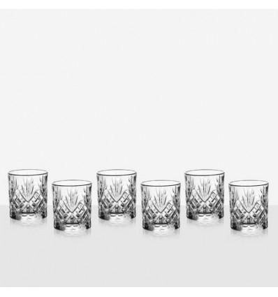 Melodia 6 чаши за ракия