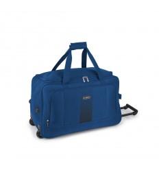 Пътна чанта на колела 60 см. синя - Roll