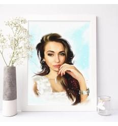 Рисуване на портрети