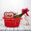 Подаръчна кошница Love