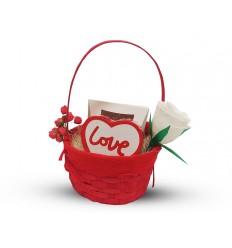 Подаръчна кошница Love2