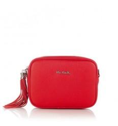 Дамска червена чанта Dollaro - PIERRE CARDIN
