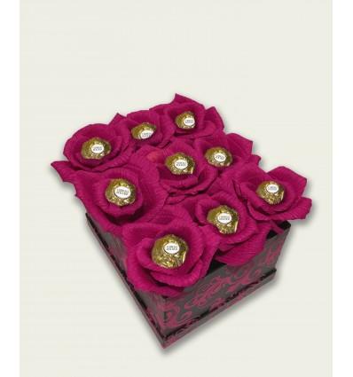 Шоколадова кутия СТРАСТ