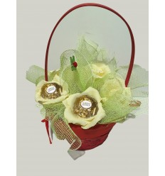 Шоколадова кошница SPRING LOVE