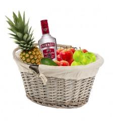 Подаръчна кошница Ананас