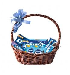 Подаръчна кошница ЗА НЕЯ