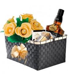 Подаръчна кошница по Ваш избор