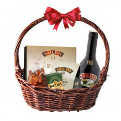 Подаръчна кошница Baileys