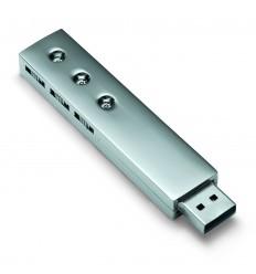 USB с шифър