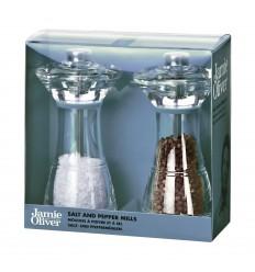 JAMIE OLIVER Комплект мелнички за сол и пипер - 14см