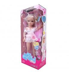 Кукла Maylla - състезателка по фигурно пързаляне
