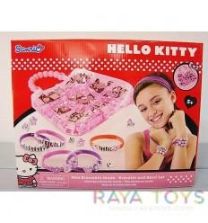 Комплект бижута Кити (Hello Kitty)
