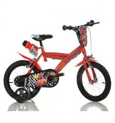 Детско колело Cars 14 инча Dino Bikes