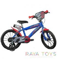 Детско колело Dino Bikes 16 инча синьо