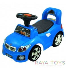 Кракомобил кола за бутане