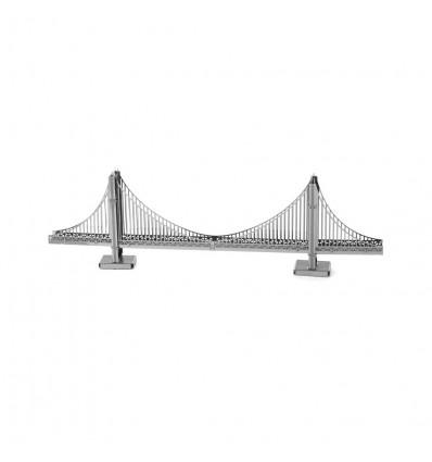 Метален 3D пъзел модел на Моста Golden Gate Bridge