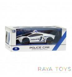 Полицейска кола с радиоуправление