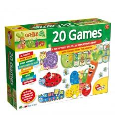 Детска игра Carotina Talking Pen 20 игри