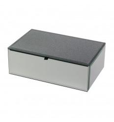 Луксозна огледална кутия за бижута, boutique