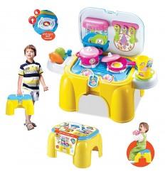 Кухня столче детско