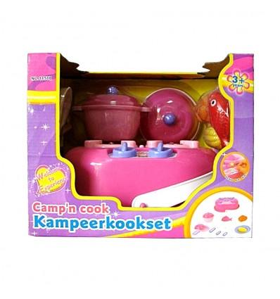 Кухня за къмпинг детска
