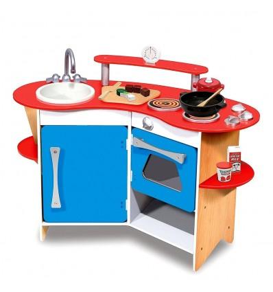 13950 Дървена кухня Melissa and Doug
