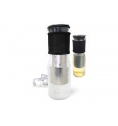 Vin Bouquet Стъклена гарафа за течности с охладител 750 мл.