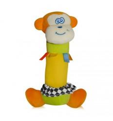 "Свиреща играчка ""Маймунка/Хипо"""