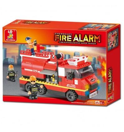 Конструктор Пожарна Sluban