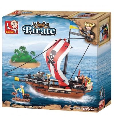 Конструктор Пирати Sluban