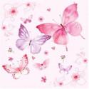 Салфетки пеперуди
