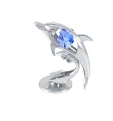 Малък делфин сребро