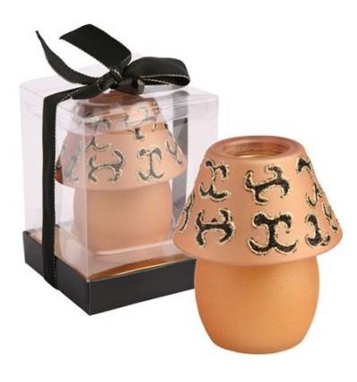 Лампа свещник