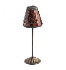 Свещник лампа малък