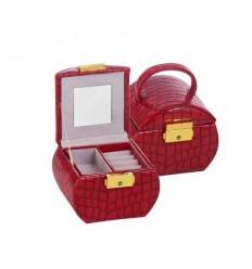Кутия за бижута Red Crocodile