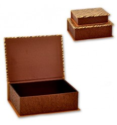Кутии за бижута Tiger - к-т от 2 броя