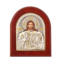 Икона Христос злато