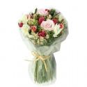 Аранжировка букет рози