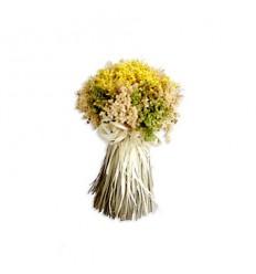 Аранжировка жълти цветя