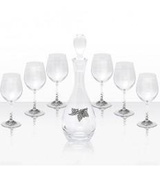 Гарафа с 6 чаши