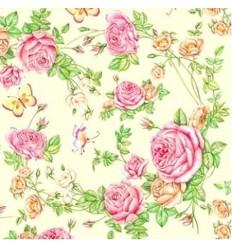 Салфетки  градински рози