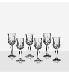 Opera 6 чаши ракия