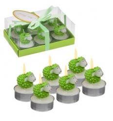 Свещ овчици 6 бр. в кутия