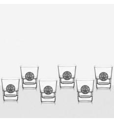 Сет за уиски Розета от Плиска