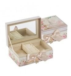 Роза Айфел кутия за бижута