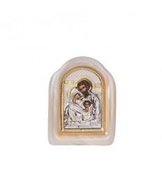 Икона Свето Семейство стъкло