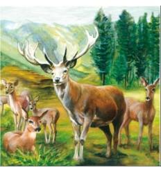 Салфетки елен