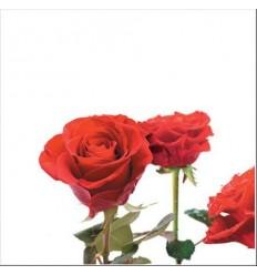 Салфетки роза